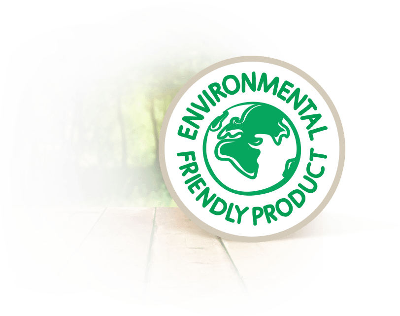 Environmental friendly product